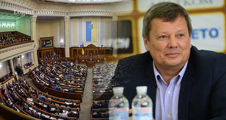 Положительным моментом законопроекта № 2285 является высокая цена лицензии – Вадим Мисюра
