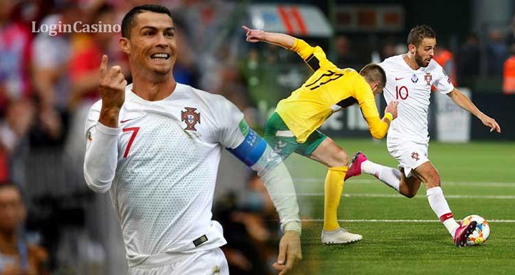 Роналду доказал, что никакой травмы не было
