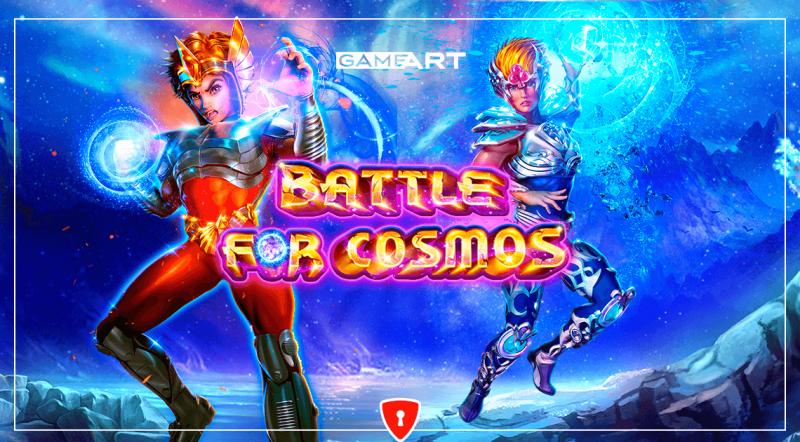 Battle For Cosmos — новый слот от GameArt