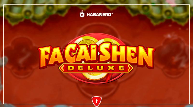 Fa Cai Shen Deluxe — новый слот от Habanero