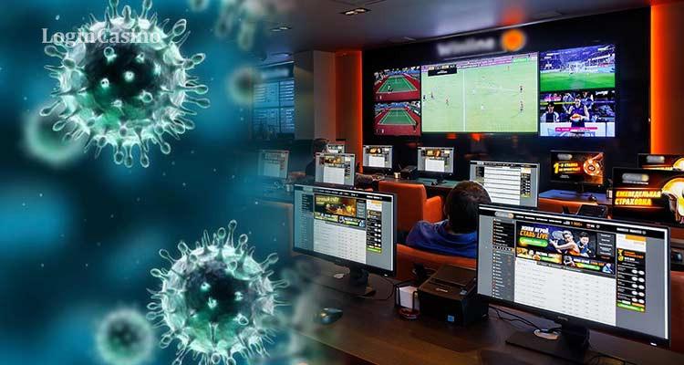Букмекерство и коронавирус: падение на 50%, рост виртуального спорта в 11 раз