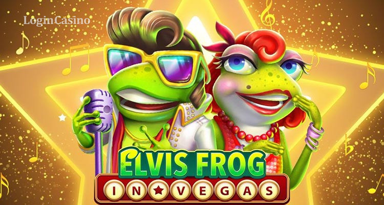 Криптозанос с Elvis Frog in Vegas: игрок сорвал мегаджекпот свыше 1,7 BTC или $110 тыс. в слоте от BGaming