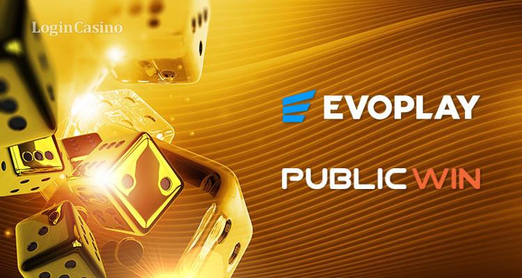Компания Evoplay укрепляет свои позиции в Европе благодаря соглашению с румынским оператором PublicWin