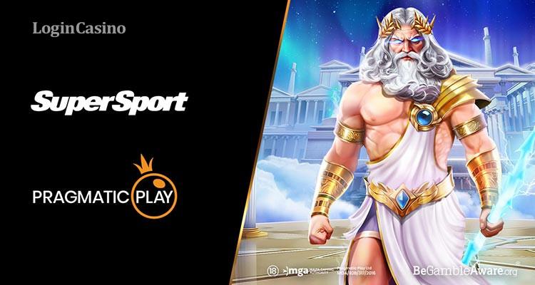 Игры Pragmatic Play теперь доступны на хорватской площадке SuperSport
