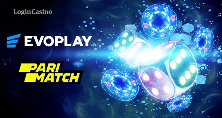Современный игровой контент Evoplay теперь доступен в Parimatch